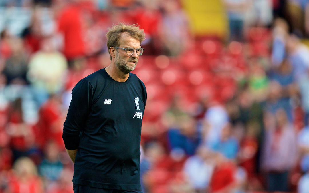 Why Klopp's Commitment To Continuity Is Key To The Reds' Winning Run