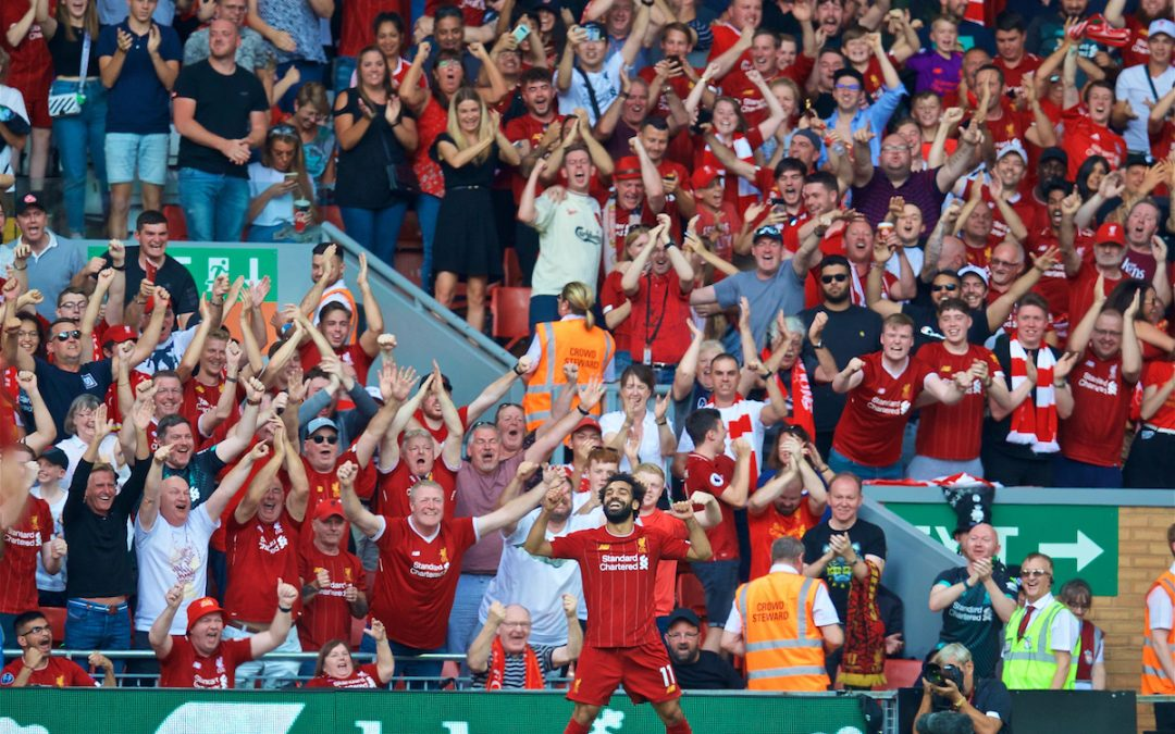 Liverpool 3 Arsenal 1: The Post-Match Show