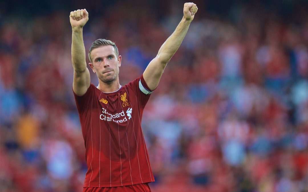 Liverpool 3 Arsenal 1: The Match Review