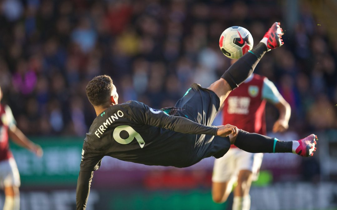 Burnley 0 Liverpool 3: The Match Ratings