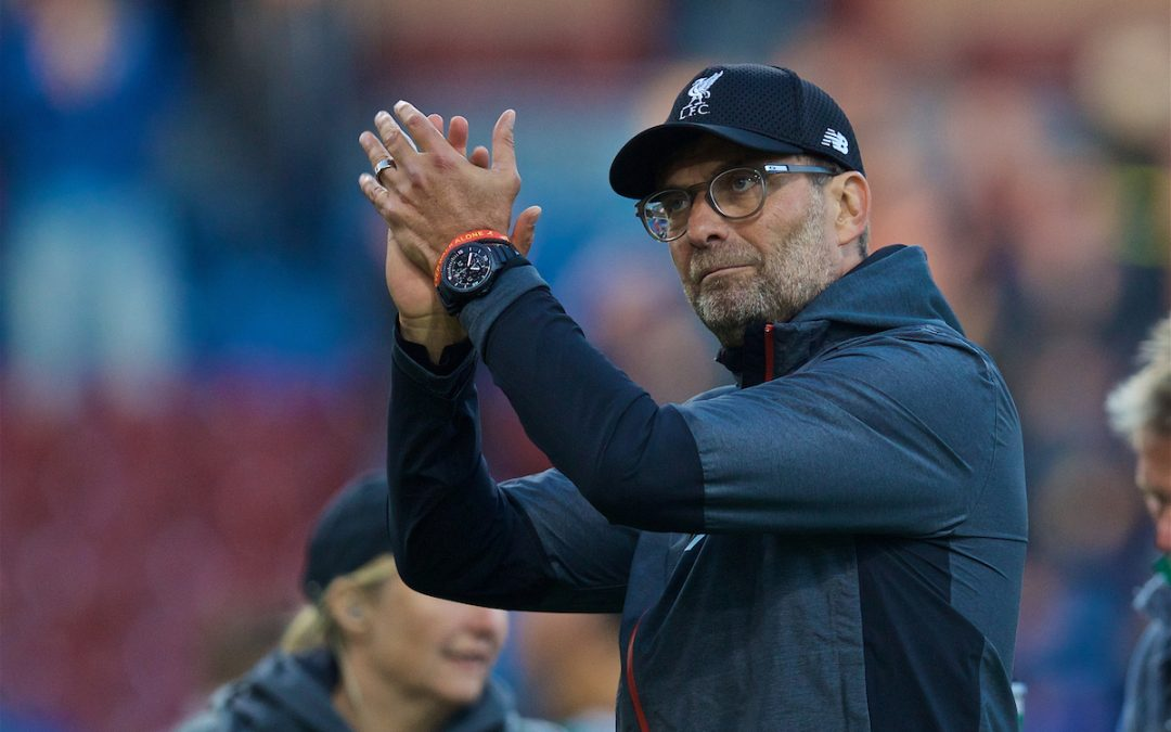 Burnley 0 Liverpool 3: The Match Review