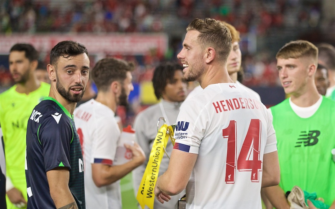 The Gutter: Does Bruno Fernandes Tick The Reds' Boxes?