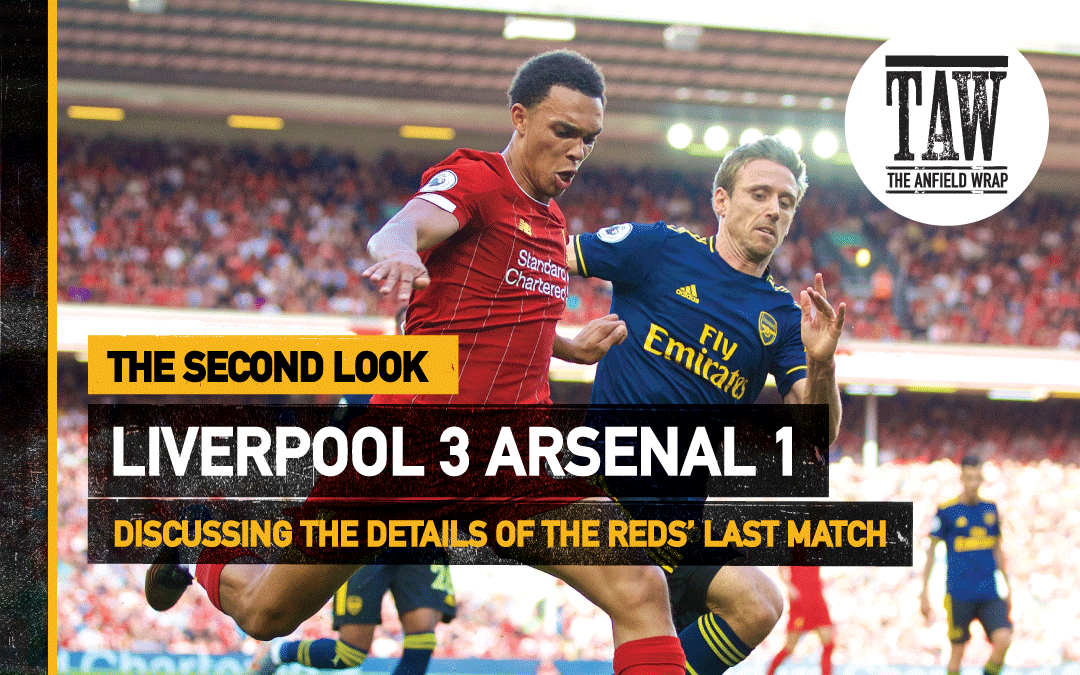 Liverpool 3 Arsenal 1 | The Second Look