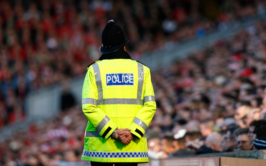 Policing Football Fans: A Show Of Strength Or A Friendly Face?