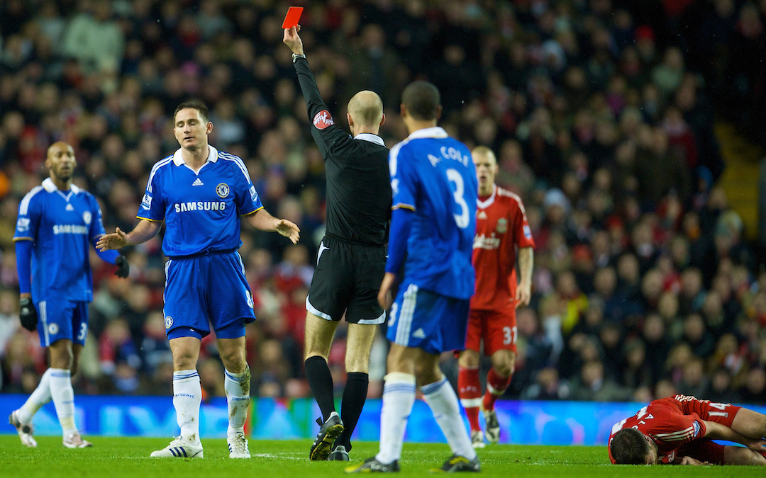 Chelsea v Liverpool: A Familiar Face But Much Different Times