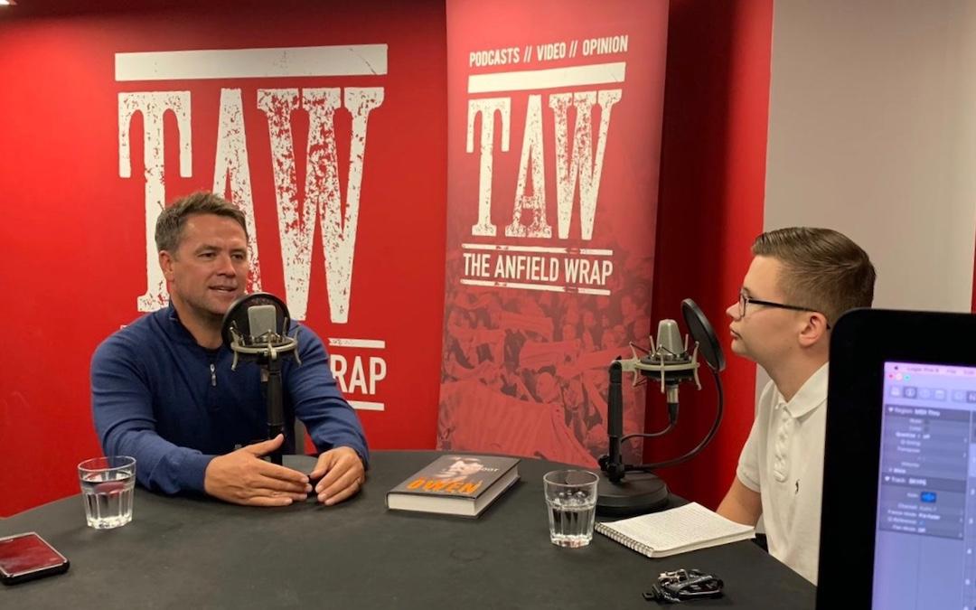 The Big Interview: Michael Owen