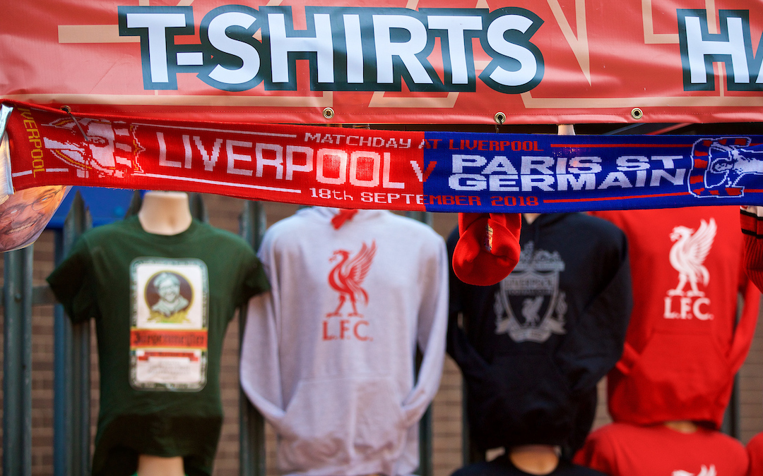 Free TAW Special: SOS And Peter Moore On The Liverpool Trademark