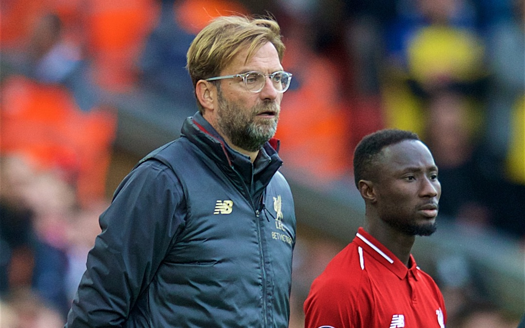 Liverpool v Newcastle: The Team Talk