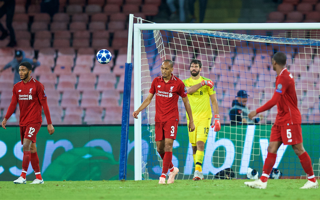 Why Napoli Revenge Would Be The Perfect Marker Of Progress For Liverpool