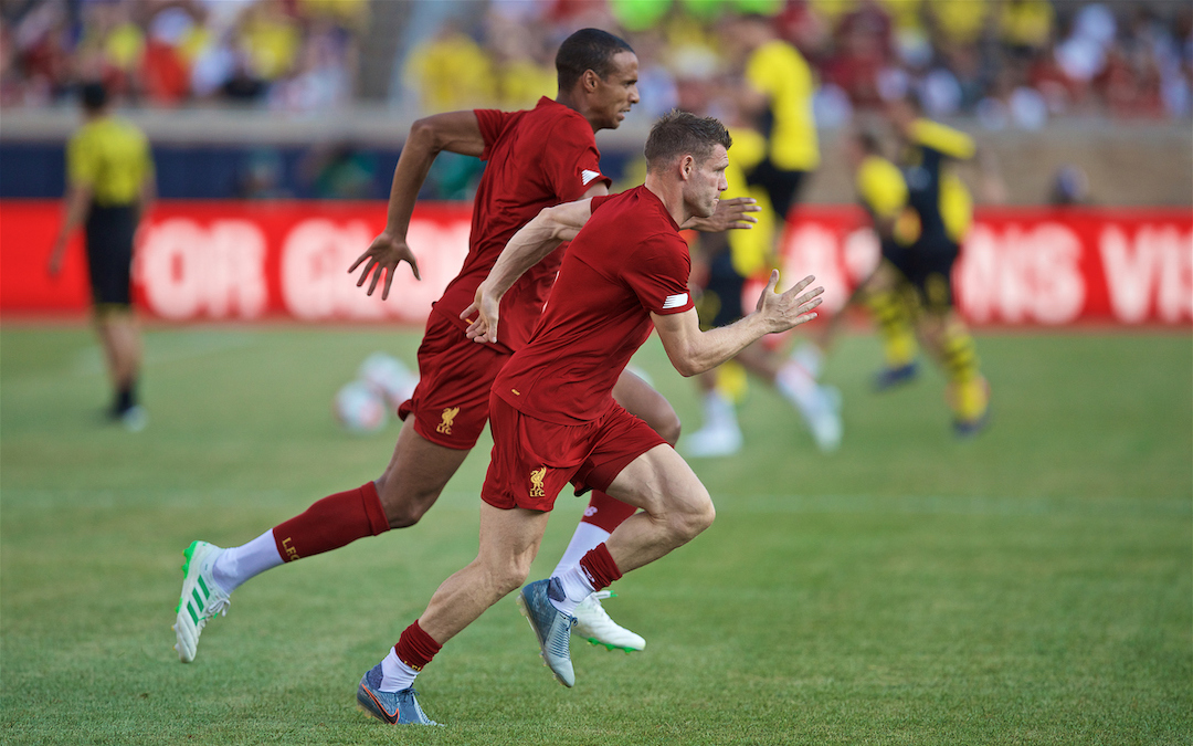 Sheffield United v Liverpool: The Team Talk