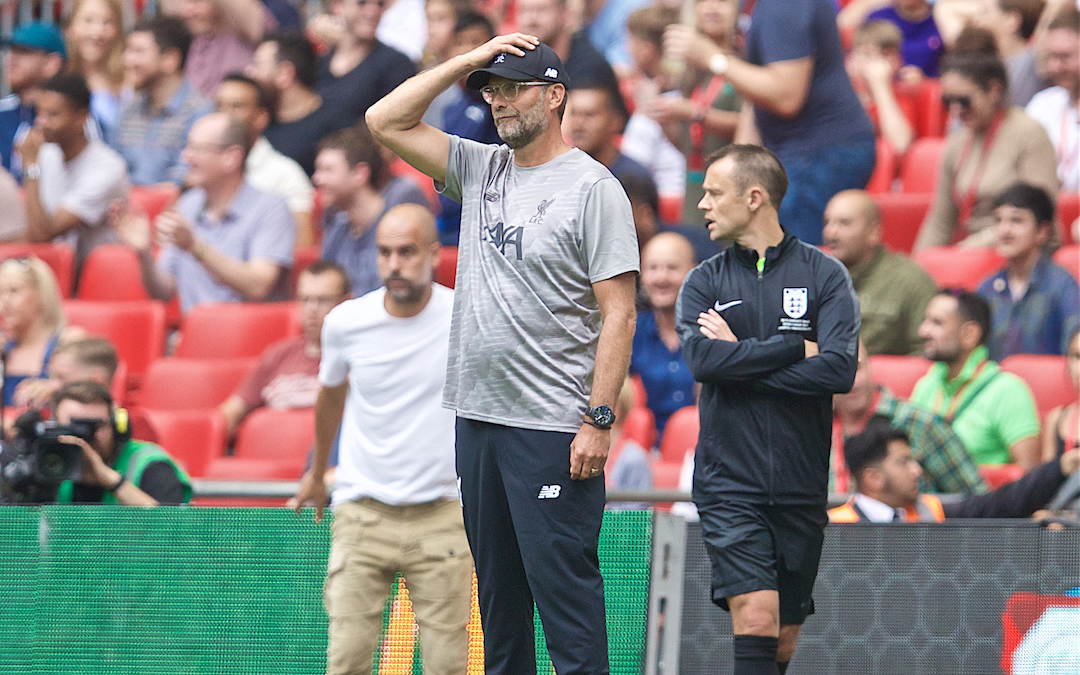 The Overview: Liverpool And City Creating Distance