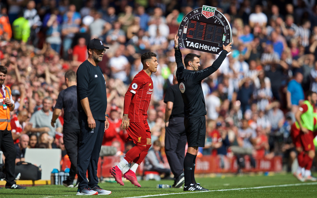 Liverpool 3 Newcastle 1: The Review
