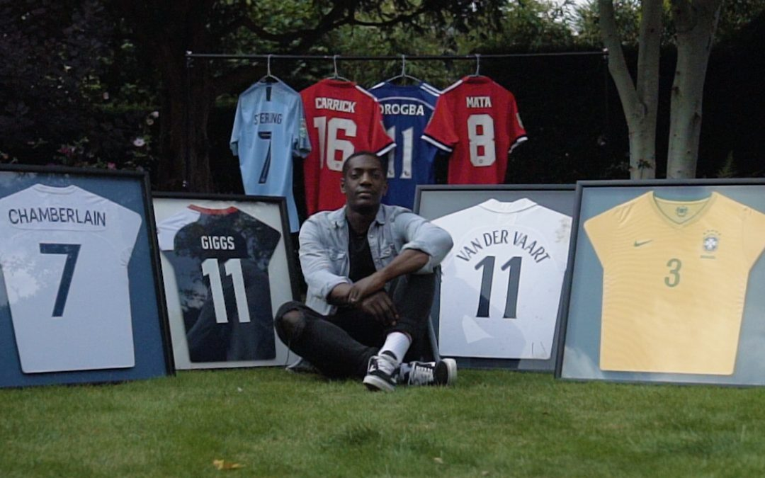 Free TAW Special: Marvin Sordell On The #LetsShirtTalk Campaign