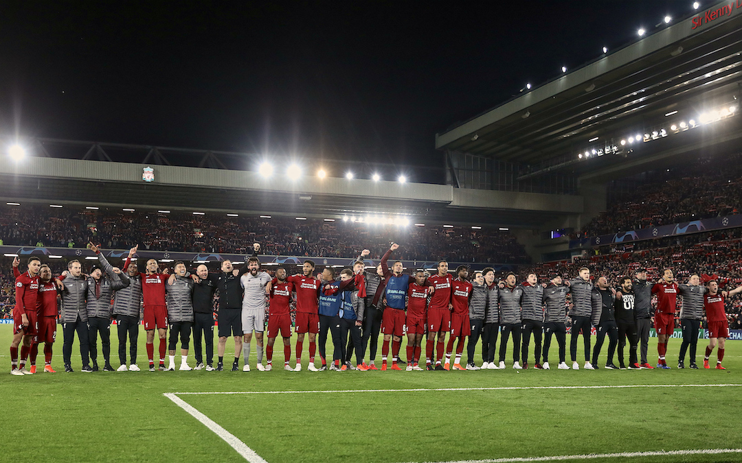 Liverpool v Red Bull Salzburg: Under The Lights