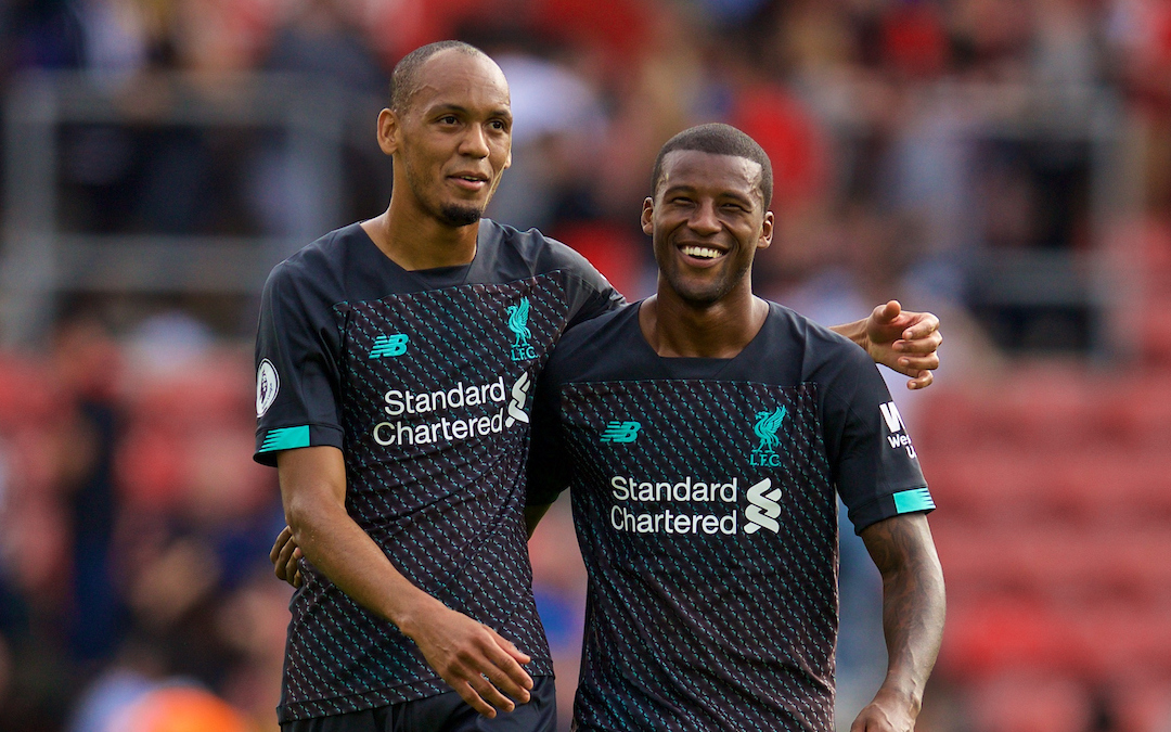 Gini Wijnaldum: Liverpool And The Netherlands' Positional Chameleon