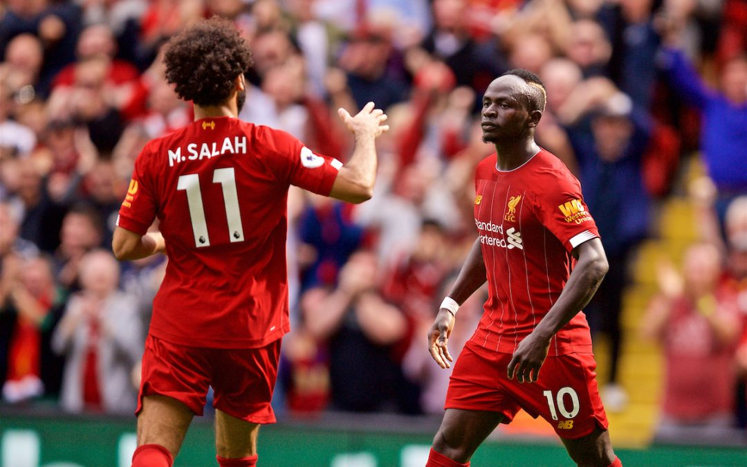 Liverpool 3 Newcastle 1: The Post-Match Show