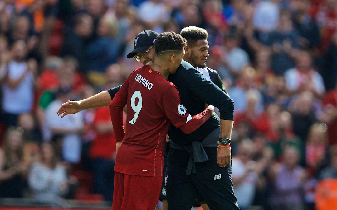 Firmino, Wijnaldum, Matip And The Problem With Being Called Underrated