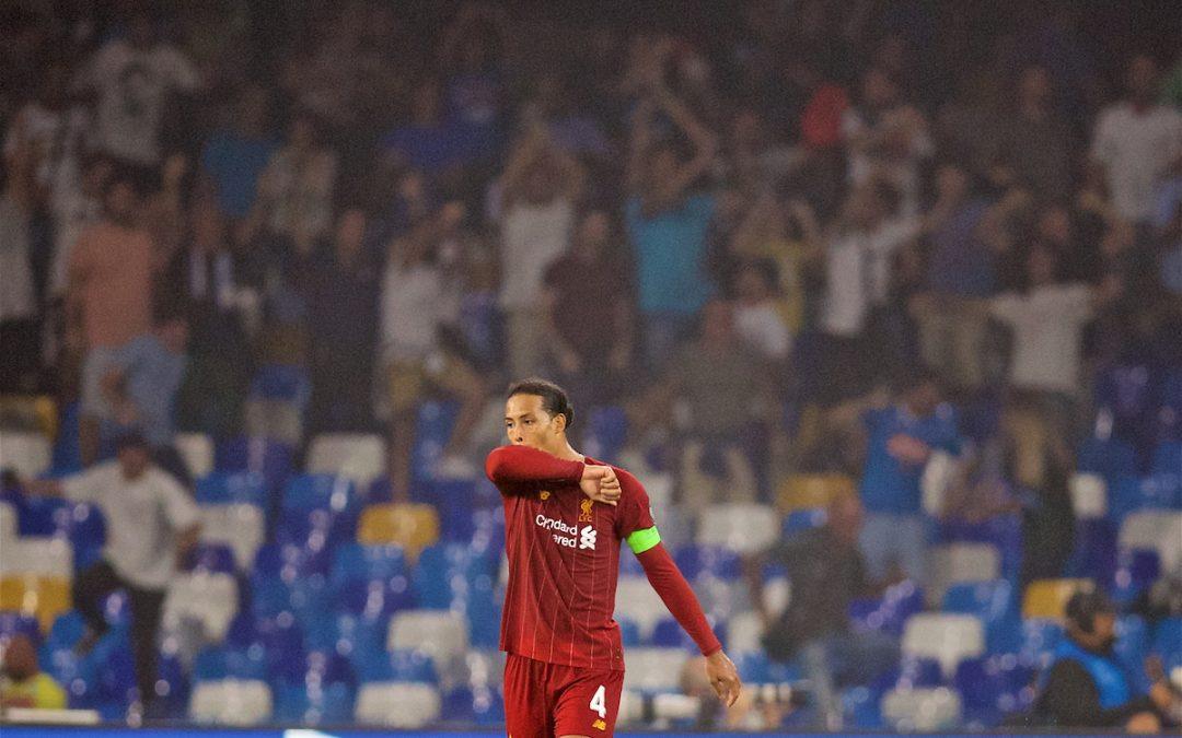 Napoli 2 Liverpool 0: The Post-Match Show