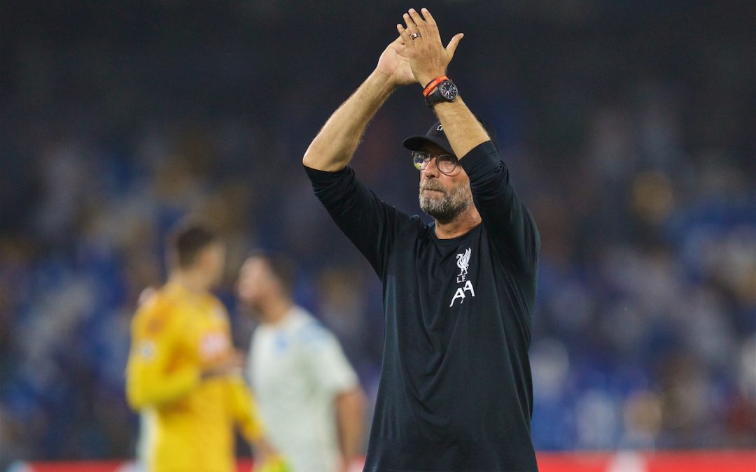 Napoli 2 Liverpool 0: The Review