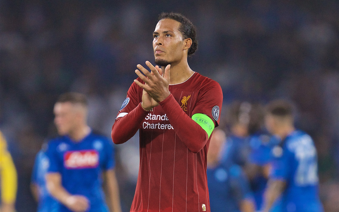 Napoli 2 Liverpool 0: The Match Ratings