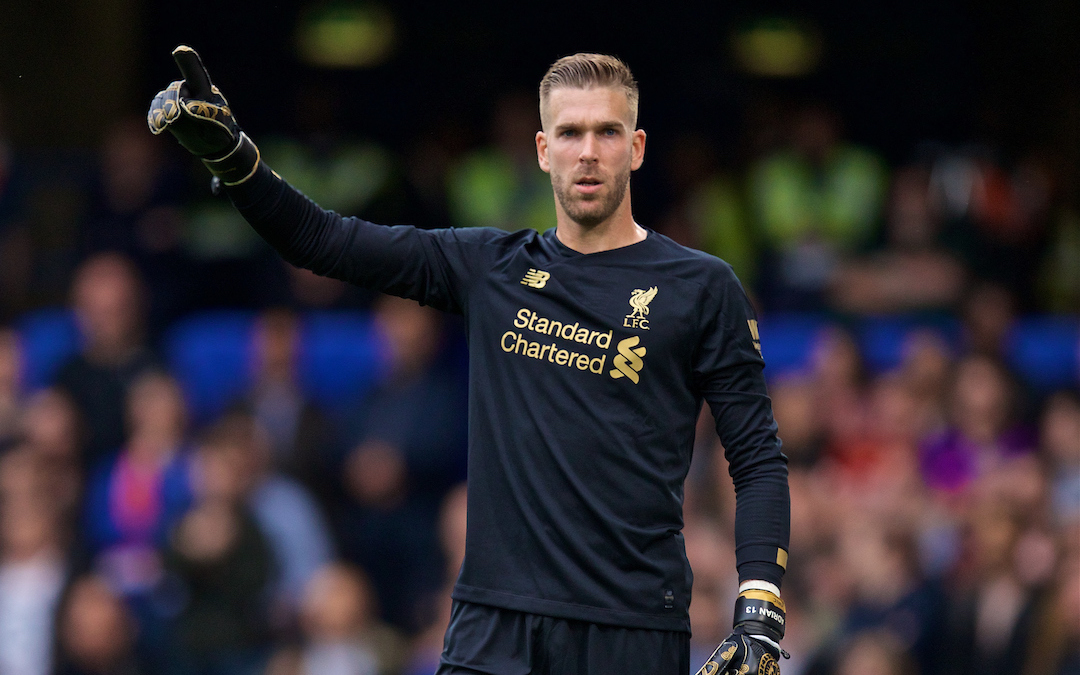 Adrian's Wall: Liverpool's Latest Surprise Success Story