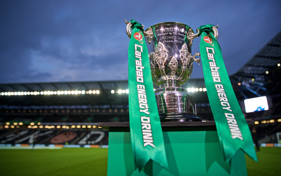 The Value Of Trips To Lower League Clubs In The League Cup