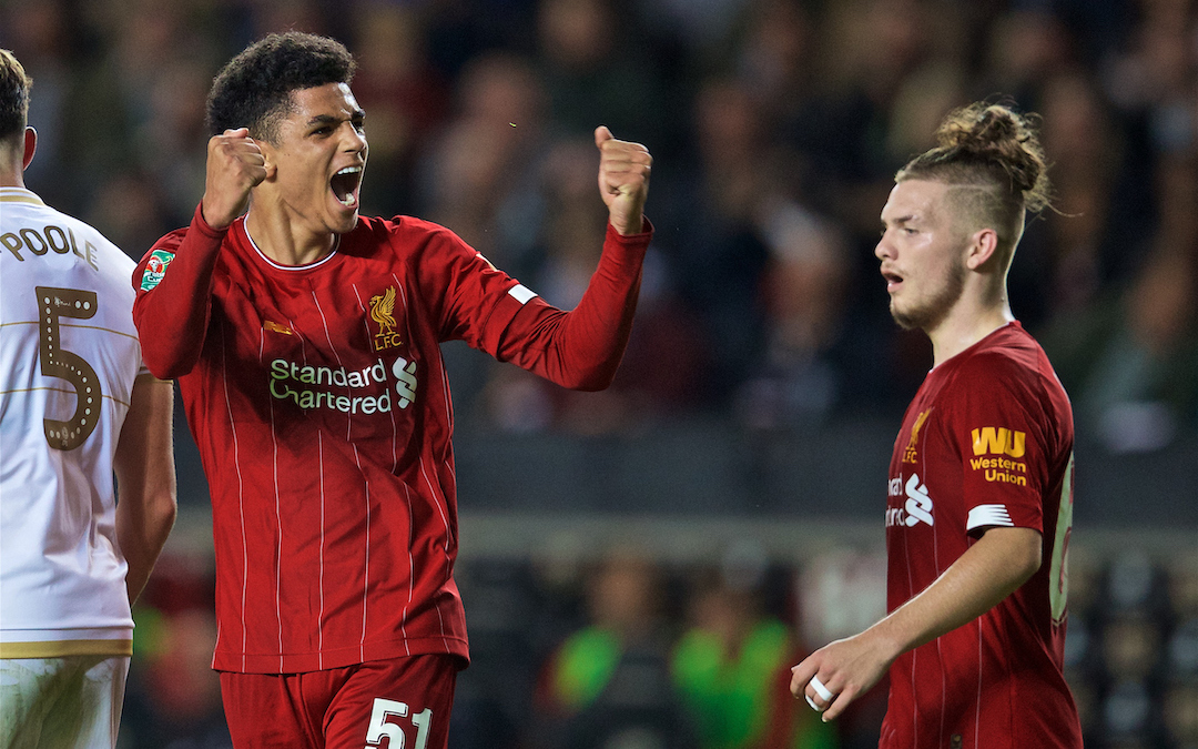MK Dons 0 Liverpool 2: The Post-Match Show