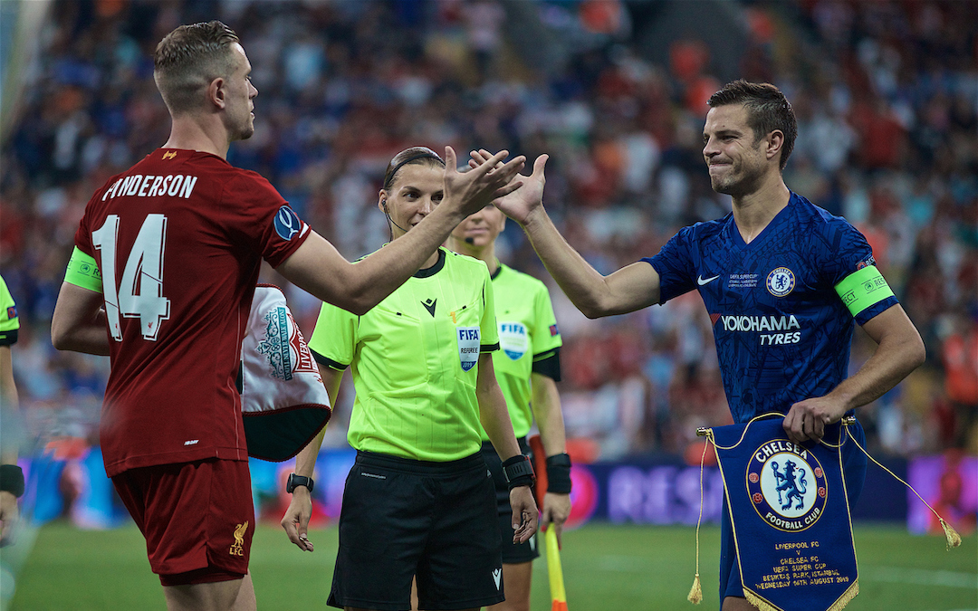 Chelsea v Liverpool: The Big Match Preview