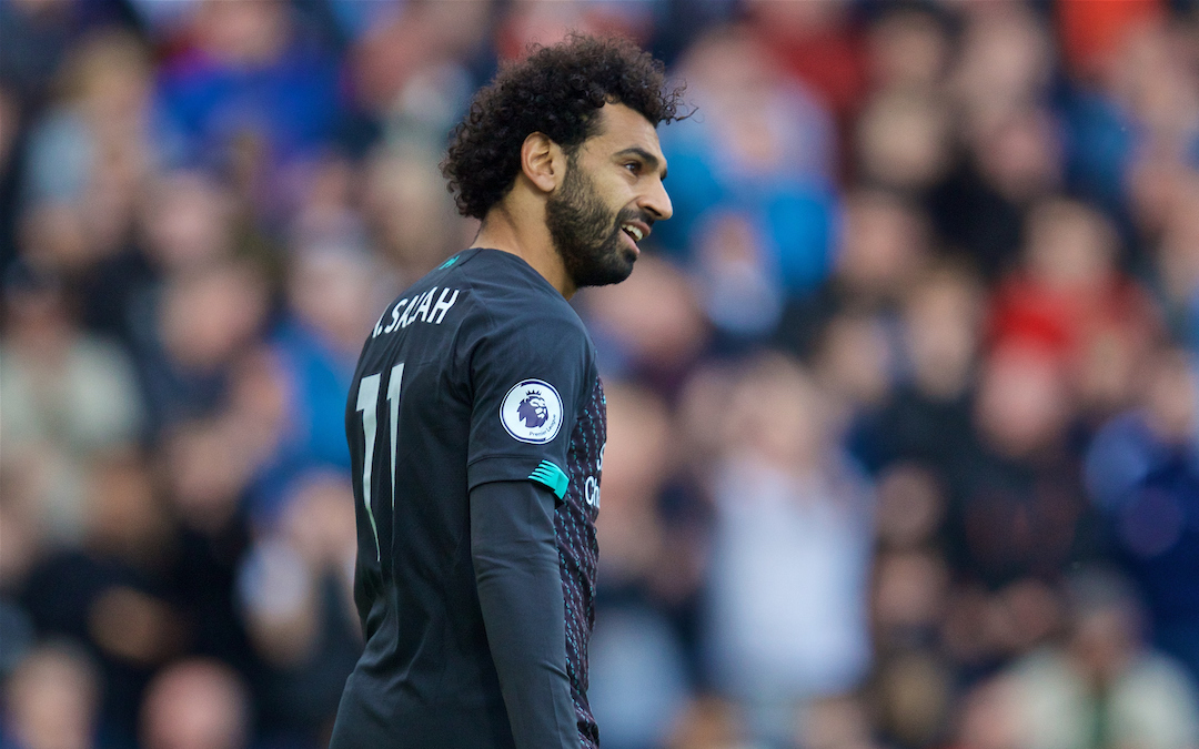 Mo Salah And The One-Track Mind Approach Of Any Genius