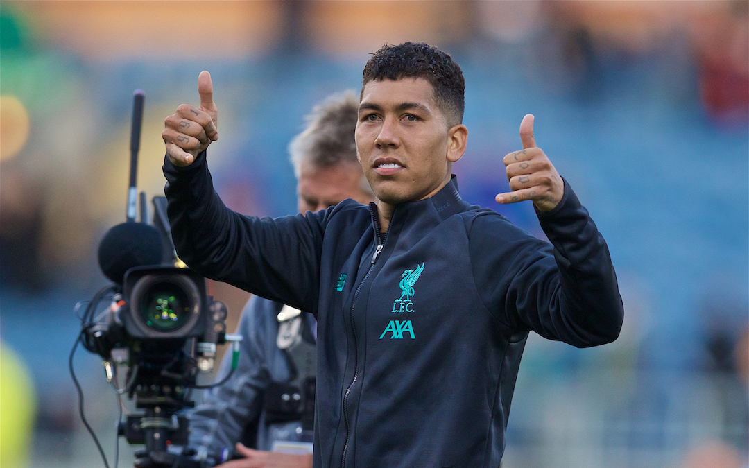 Could Bobby Firmino Be The Man To Take The Reds To The Next Level?