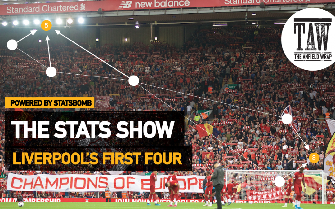 The First Four | The Stats Show