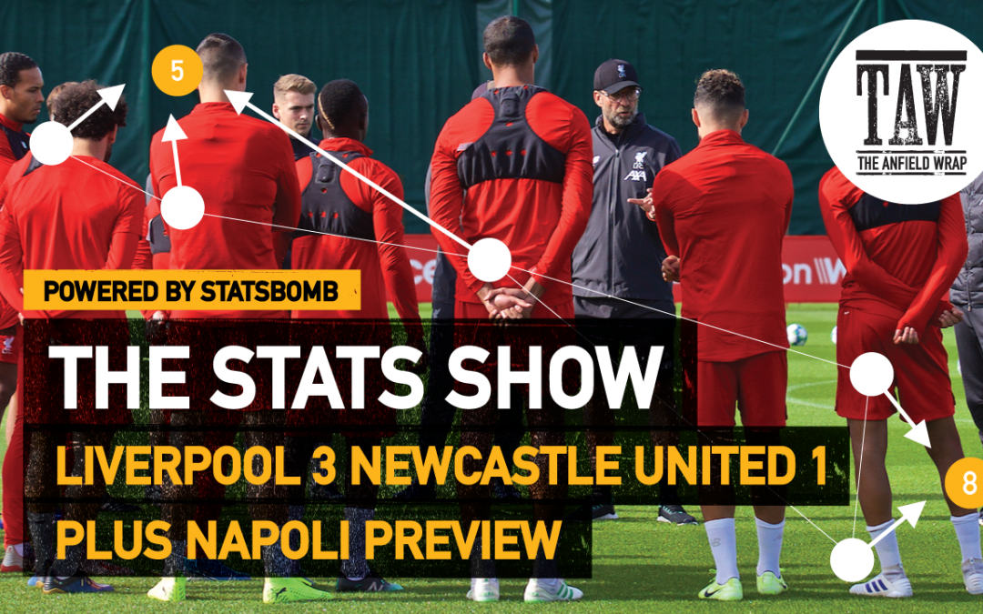 Liverpool 3 Newcastle 1 | The Stats Show