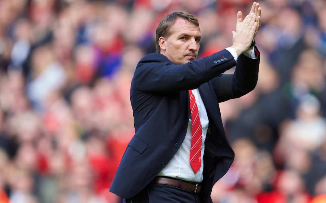 LIVERPOOL: IF SACKING BRENDAN RODGERS IS THE ANSWER WHAT'S THE QUESTION?