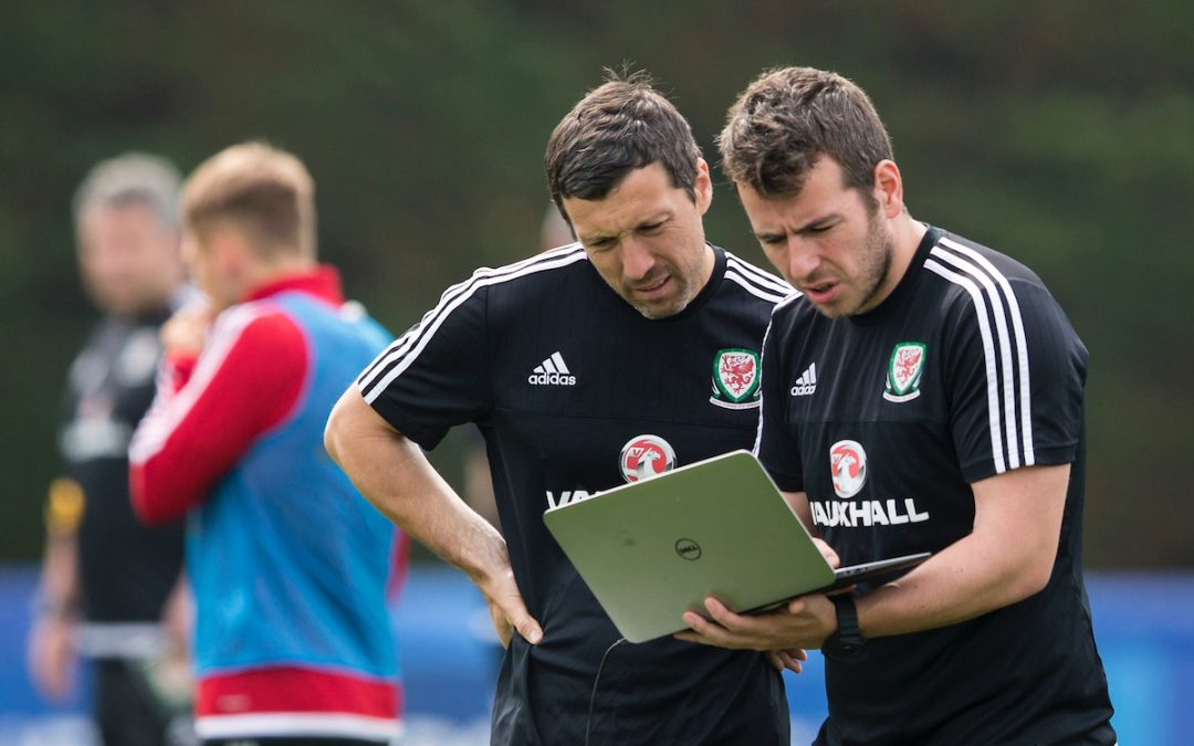 Statistics in Football Wales Training