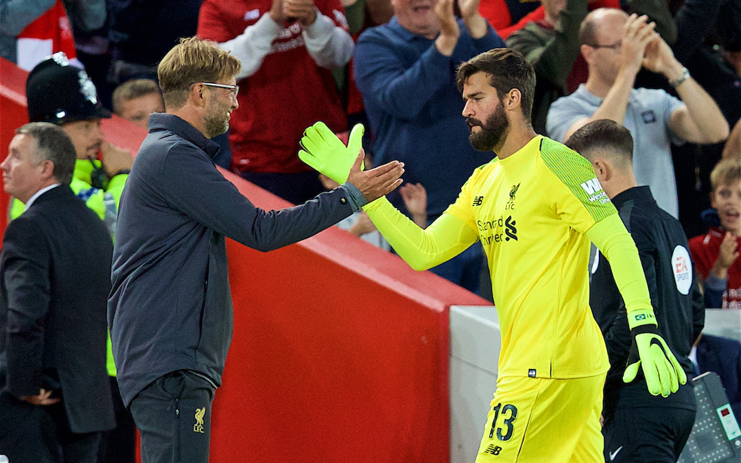 Liverpool v Leicester City: The Big Match Preview