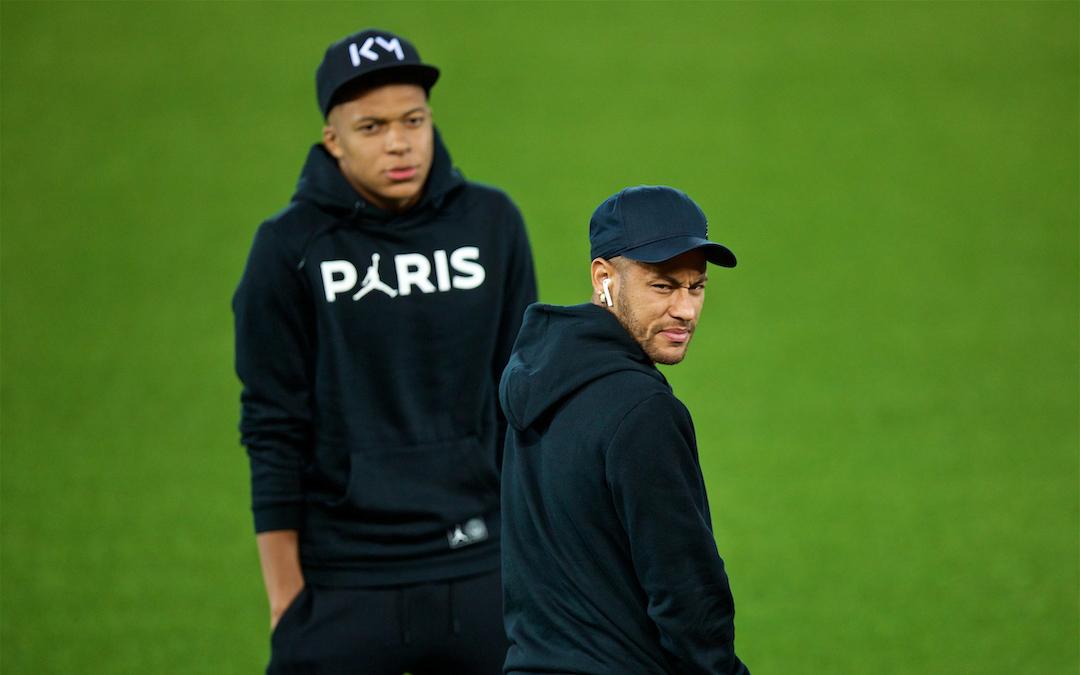 The European Show: Trouble In Paris?