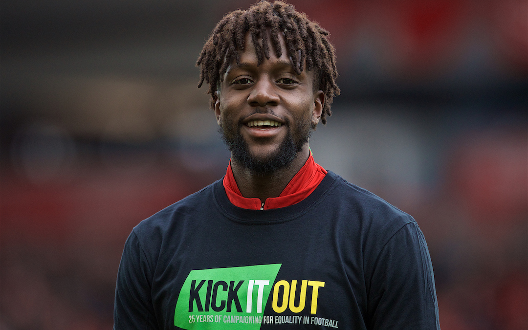Why Supporters Shouldn't Be Blase In Response To The Origi Banner