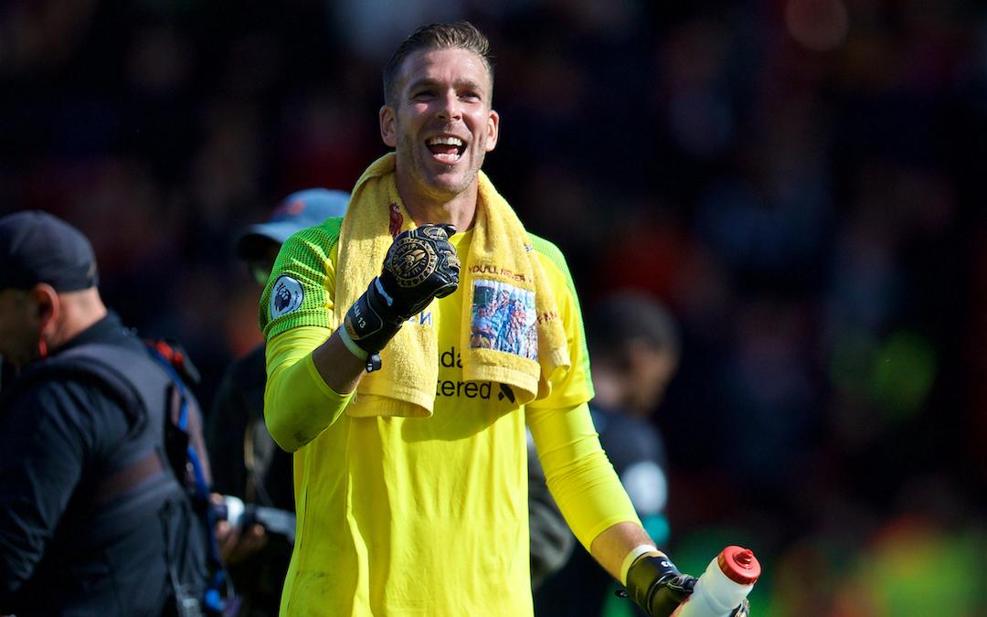 Wildcards: Liverpool's Best Backup Goalies