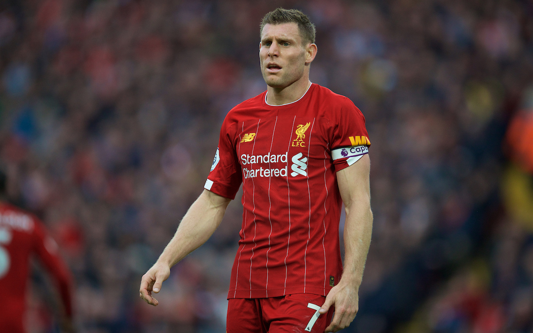 Why The Club Can't Let James Milner's Liverpool Career Come Full Circle