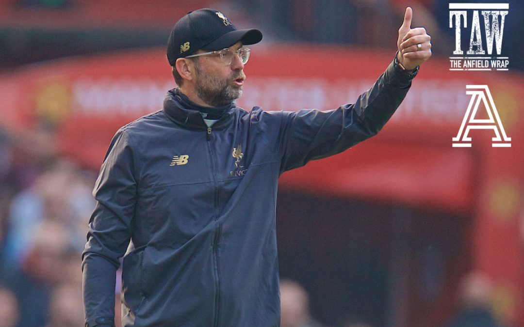The Anfield Wrap: Klopp's Reds In Good Shape With Man United On The Horizon