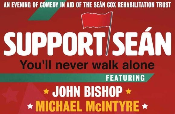 Free Special: Support Sean – John Bishop Talks To TAW