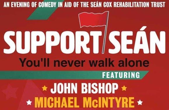 Free Special: Support Sean – John Bishop Talks To TAW