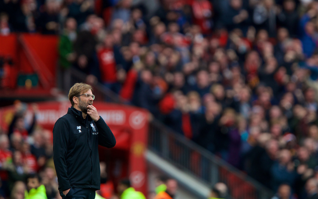 The Weekender: Will Klopp And Co Break Their Man United Away Record?