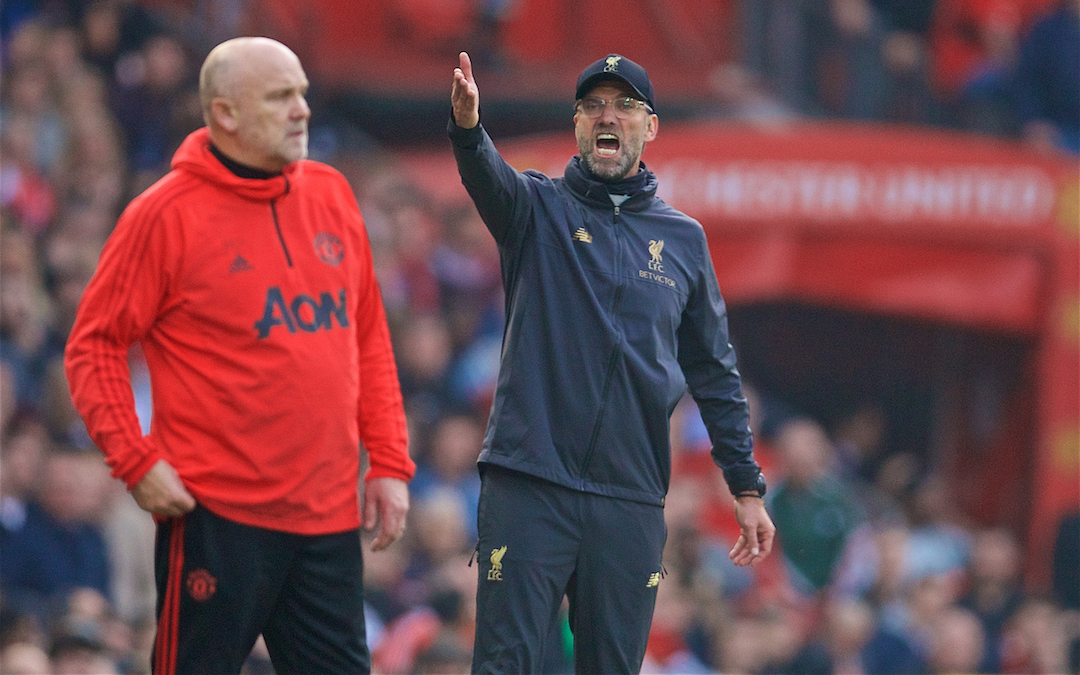 History Suggests Klopp And Co Are In For A Fight Against Man United