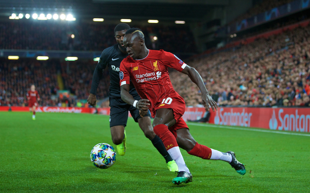 Liverpool 4 Red Bull Salzburg 3: The Match Ratings