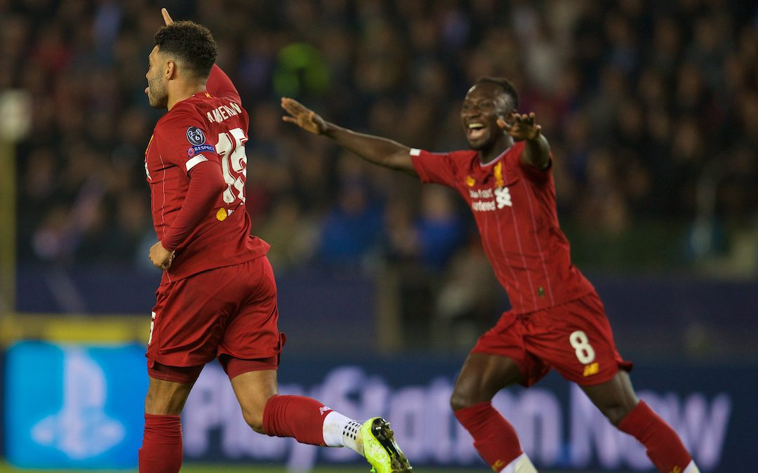 KRC Genk 1 Liverpool 4: The Match Ratings