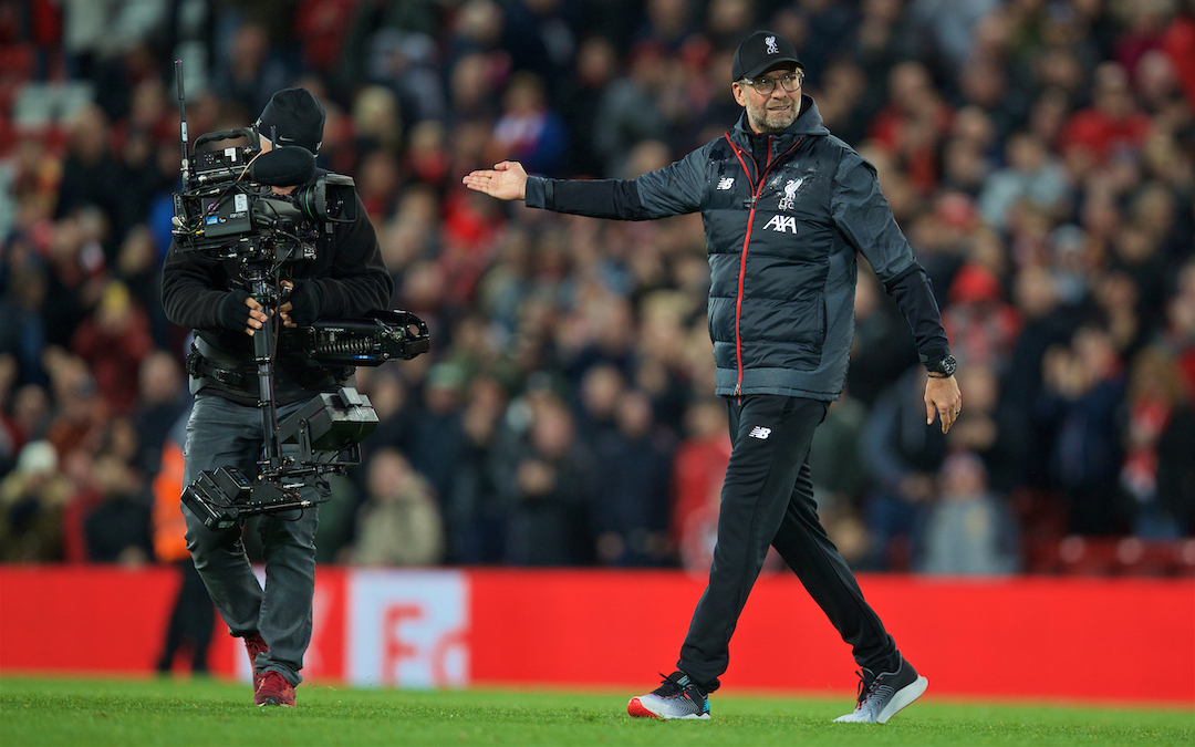 Liverpool's Defiance Shows Klopp Has Brought Shankly's Holy Trinity Back