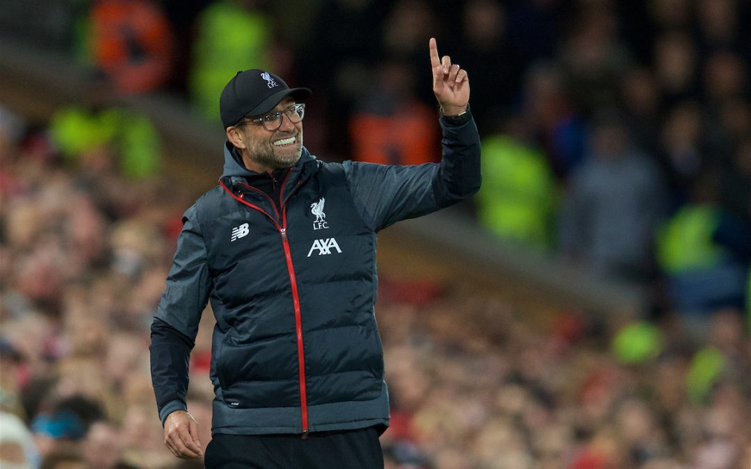 The Overview: A Watershed Winter For Liverpool's League Title Tilt?