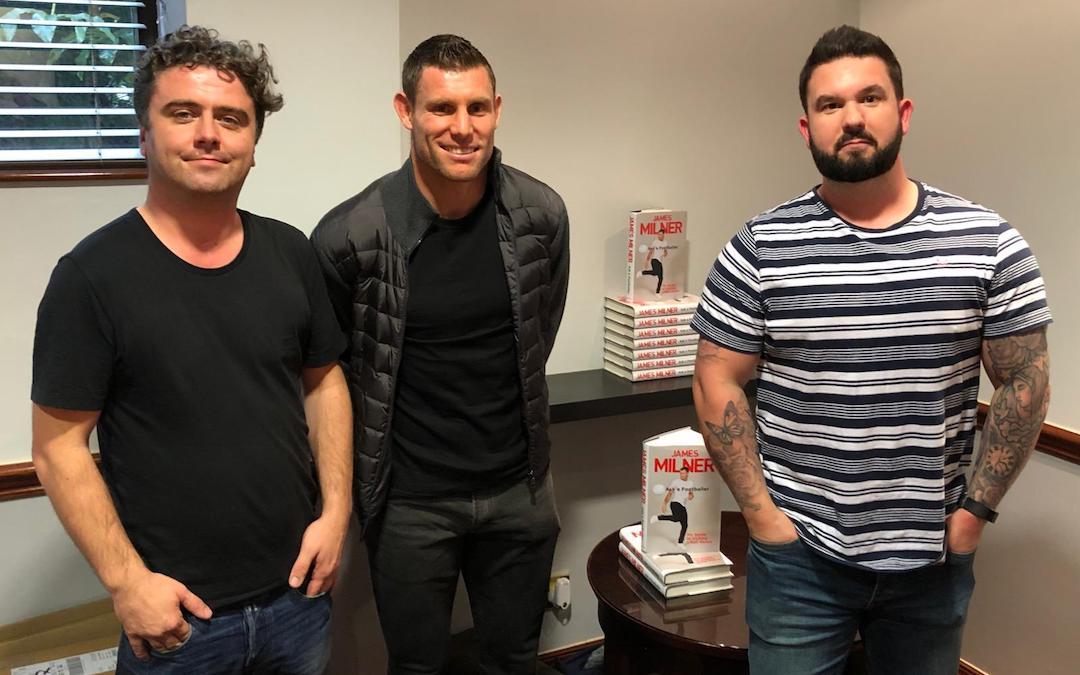The Weekender: Arsenal, Aston Villa, Jamie Webster & James Milner