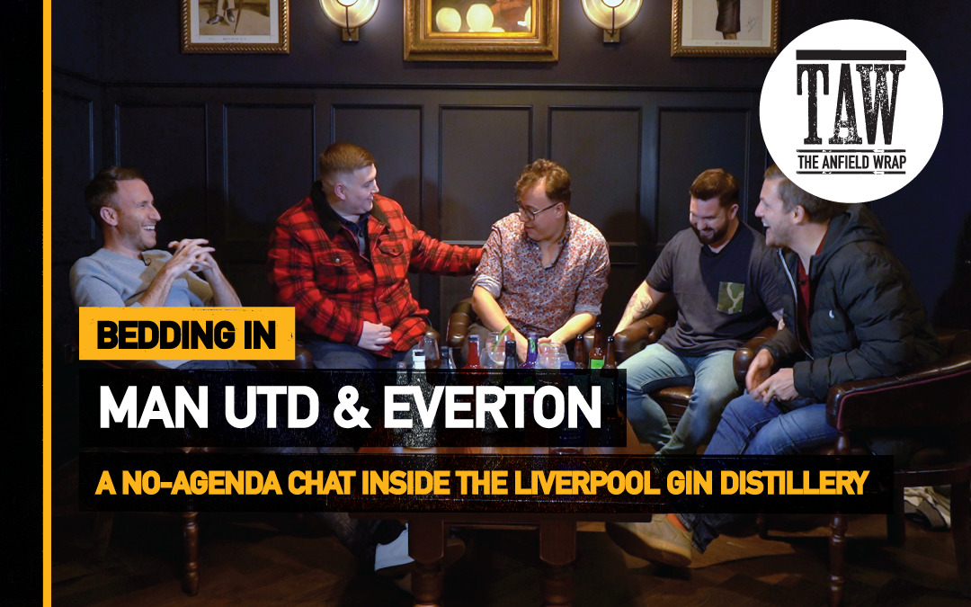Manchester United And Everton | Bedding In